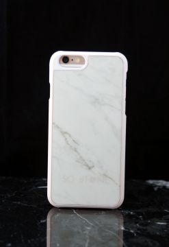 SO STONE REAL MARBLE CASE for iPhone 6/6S